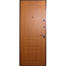 Дверь Бульдорс Б-3 золотой дуб