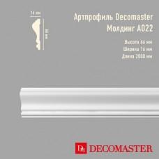 Плинтус Decomaster Артпрофиль A022