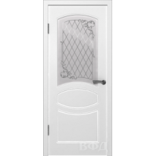 Двери Владимирские Родена ПО белая эмаль