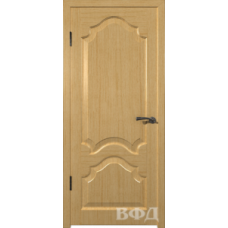 Двери Владимирские Венеция ПГ светлый дуб
