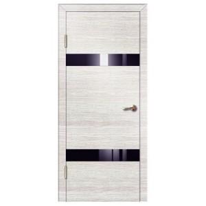 Дверь Lacobel 502 ива светлая