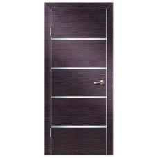 Дверь Lacobel 505 Венге