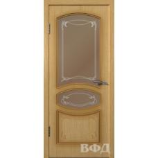 Двери Владимирские Версаль ПО светлый дуб