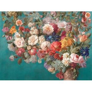 Панно и Фотообои Affresco Still Life with Flowers Color 2
