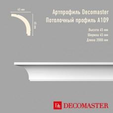 Плинтус Decomaster Артпрофиль A109