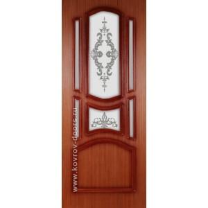 Двери Ковров Виктория ПО макоре