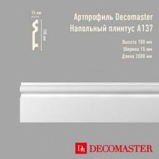 Плинтус Decomaster Артпрофиль A137
