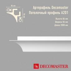 Плинтус Decomaster Артпрофиль A201