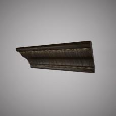 Плинтус Decomaster цвет Темн. шоколад 173-1