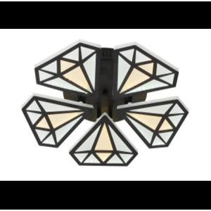 Люстра Светодиодная MX10011-5 BLK