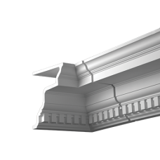 Фасадный декор Европласт доп. Элемент 4.01.322
