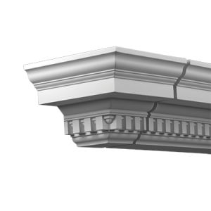 Фасадный декор Европласт доп. Элемент 4.31.232