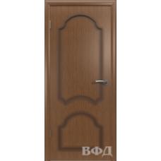 Двери Владимирские Кристалл ПГ орех