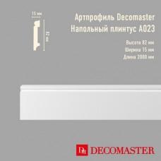 Плинтус Decomaster Артпрофиль A023