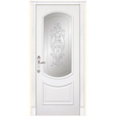 Двери Дариано Августа-2 контур Диво ясень карамель