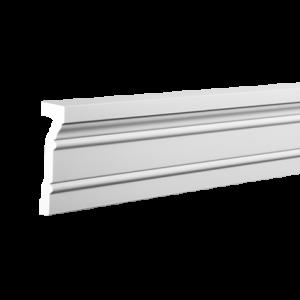 Фасадный декор Европласт Обрамление Окон наличник 4.84.053