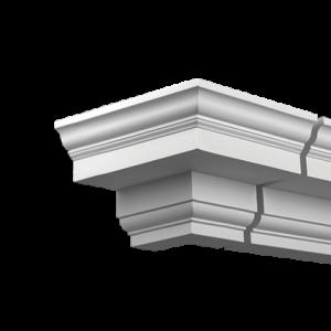 Фасадный декор Европласт доп. Элемент 4.32.111