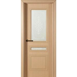Двери Ковров Прима ПО беленый дуб