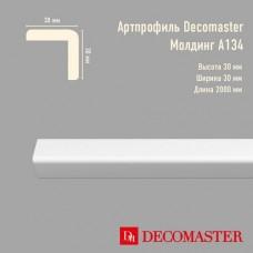 Плинтус Decomaster Артпрофиль A134