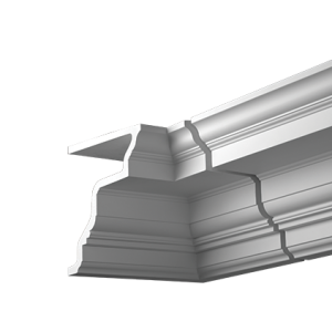 Фасадный декор Европласт доп. Элемент 4.01.321