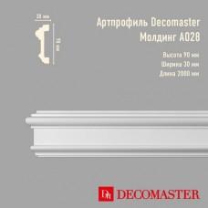 Плинтус Decomaster Артпрофиль A028