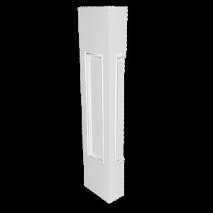 Фасадный декор Европласт столб 4.75.111