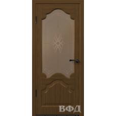 Двери Владимирские Венеция ПО орех