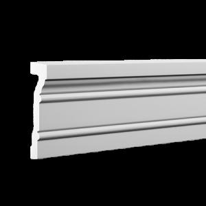 Фасадный декор Европласт Обрамление Окон наличник 4.84.003