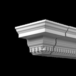 Фасадный декор Европласт доп. Элемент 4.31.332