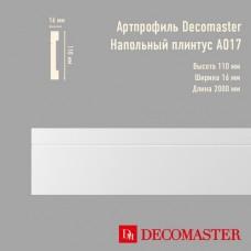 Плинтус Decomaster Артпрофиль A017