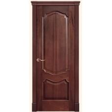 Двери Дариано Ника ПГ красное дерево