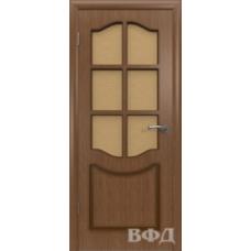Двери Владимирские Классика ПО Орех