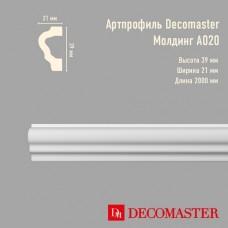Плинтус Decomaster Артпрофиль A020