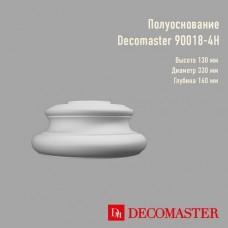 Капитель Decomaster 90018-4H