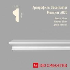 Плинтус Decomaster Артпрофиль A030