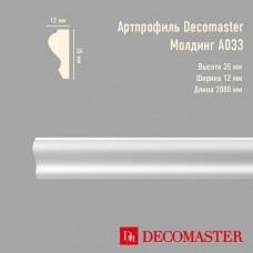 Плинтус Decomaster Артпрофиль A033