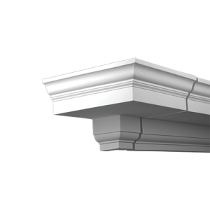 Фасадный декор Европласт доп. Элемент 4.01.111