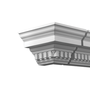 Фасадный декор Европласт доп. Элемент 4.32.212