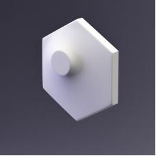 3д панель Artpole Elementary HEKSA-dots