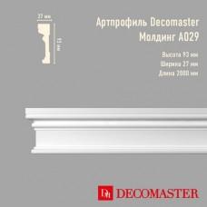 Плинтус Decomaster Артпрофиль A029