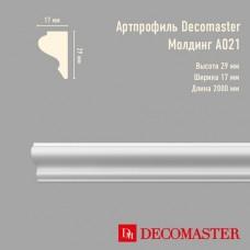 Плинтус Decomaster Артпрофиль A021