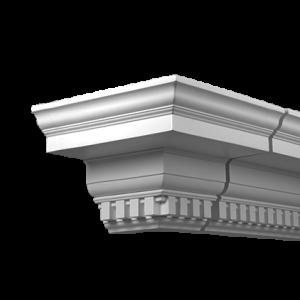 Фасадный декор Европласт доп. Элемент 4.01.312