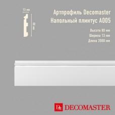 Плинтус Decomaster Артпрофиль A005