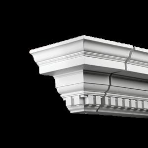 Фасадный декор Европласт доп. Элемент 4.02.331