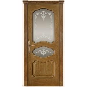 Двери Дариано Марго стекло Ажур дуб