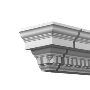 Фасадный декор Европласт доп. Элемент 4.32.232