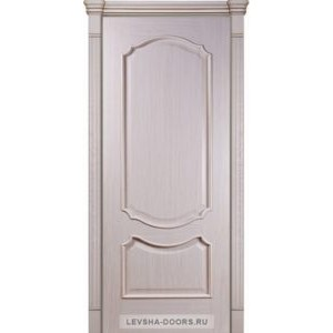 Двери Левша Верона ПГ Снежный дуб