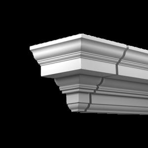 Фасадный декор Европласт доп. Элемент 4.01.231