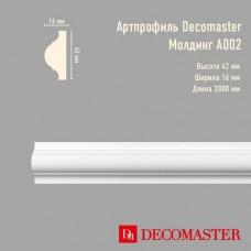 Плинтус Decomaster Артпрофиль A002