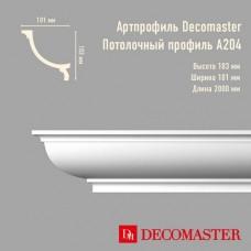 Плинтус Decomaster Артпрофиль A204